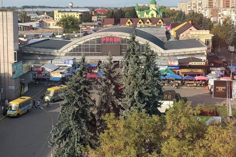 Як працюватиме Червоноградський ринок?
