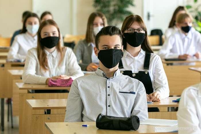 """Сокальщина у """"червоній"""" зоні – учнів відправили на дистанційне навчання"""