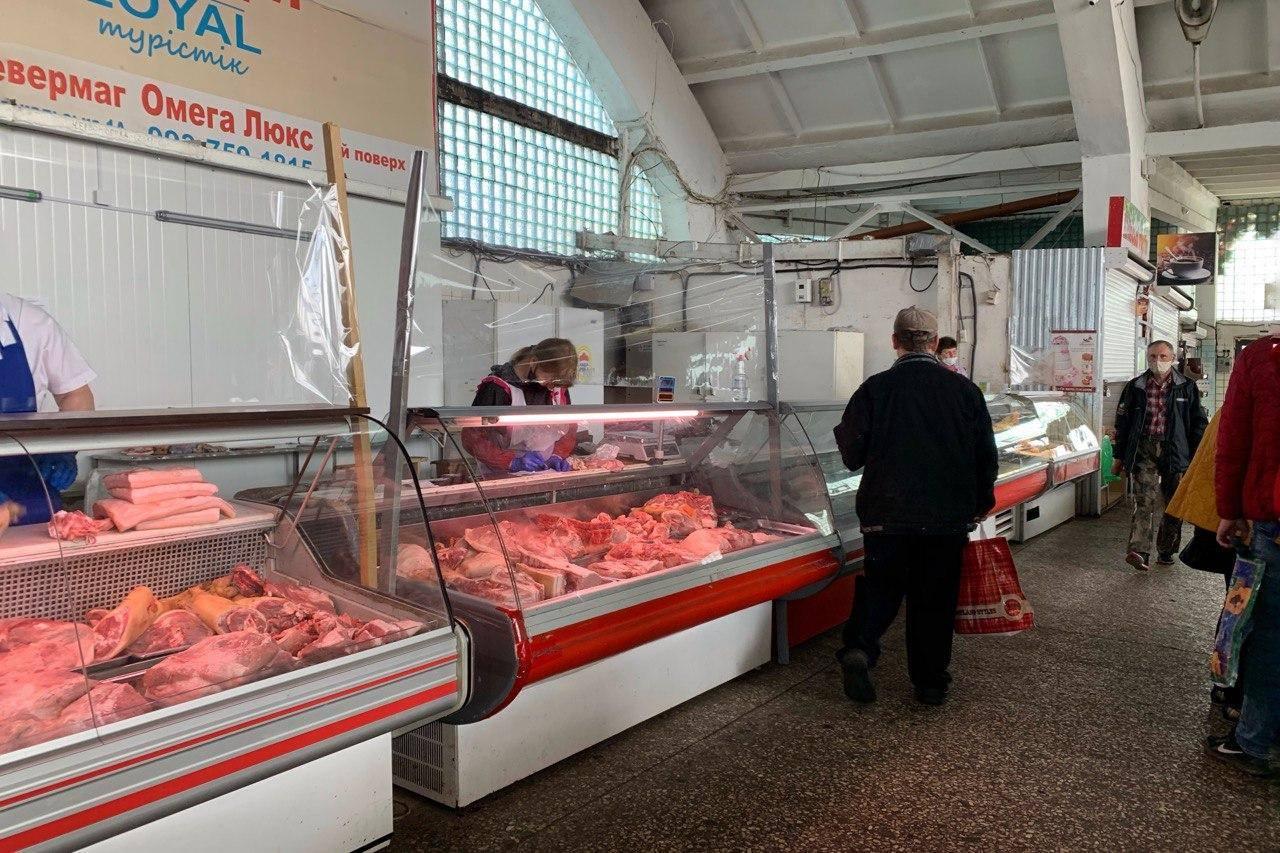 Червоноградський ринок у вихідні знову працюватиме