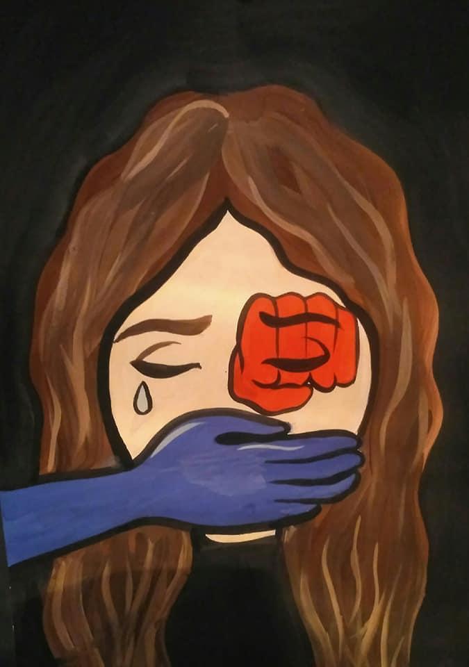 «Домашнє насильство очима дітей» – як його бачить малеча в Червонограді