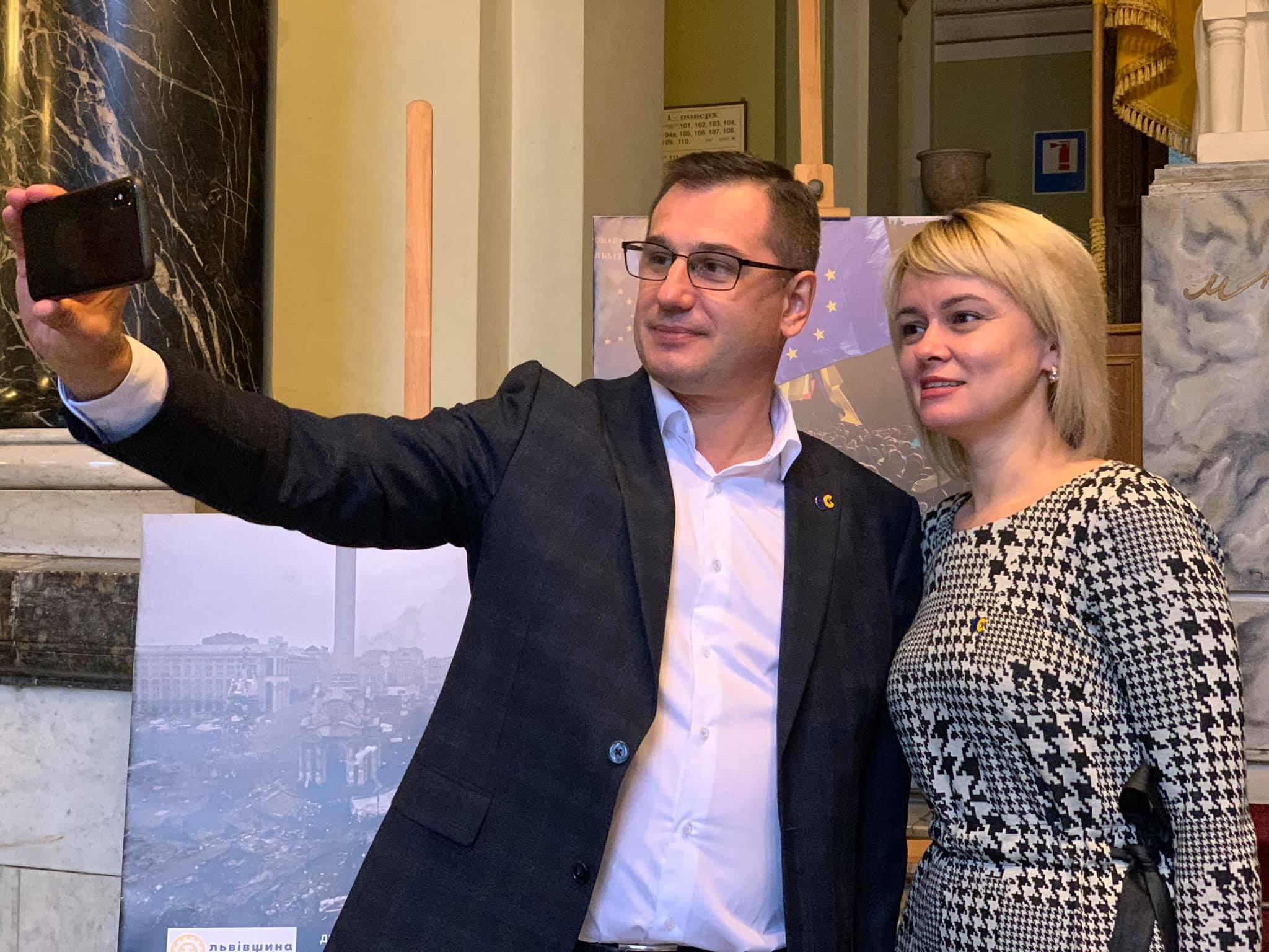 Анна Ярмола – голова комісії з питань охорони здоров'я та материнства у Львівській облраді