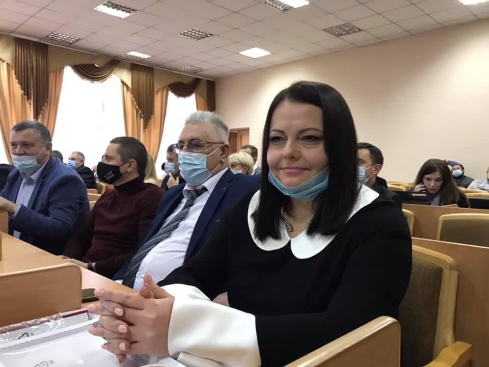 Наталію Кохан  обрано   заступником голови Червоноградської районної ради