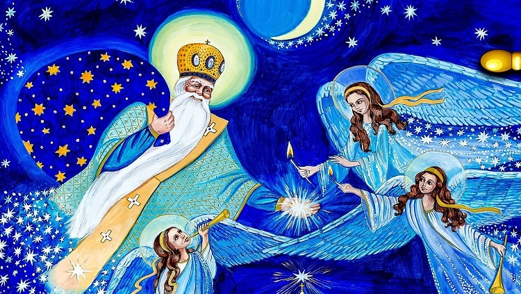 Відділ культури Сокальської РДА запрошує діток взяти участь в конкурсі до дня св. Миколая
