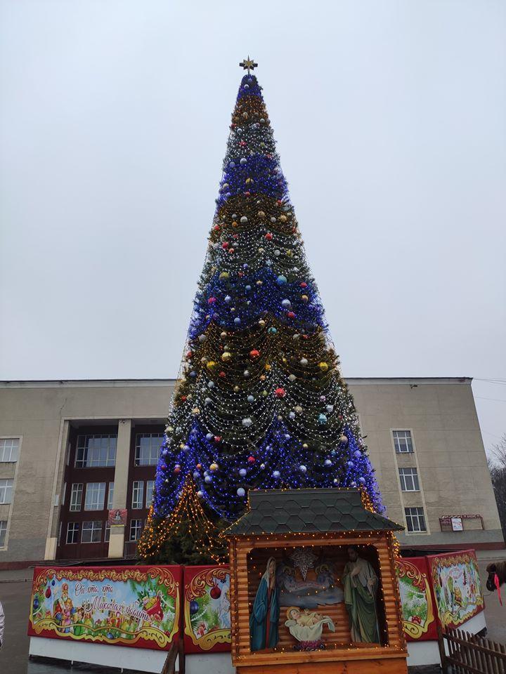 Якою буде новорічна ялинка у Червонограді?