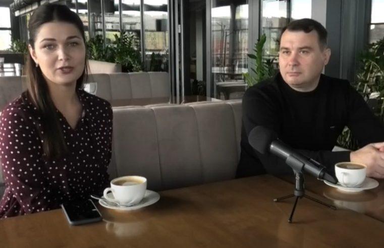 Розмова за кавою з Василем Чекілем