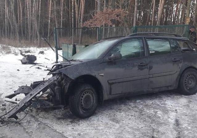 Аварія у м.Соснівка – зіткнулись легковик та автобус
