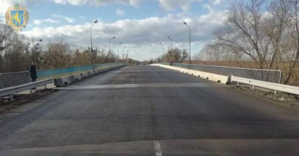 10 мільйонів – і міст в Червонограді відремонтовано!