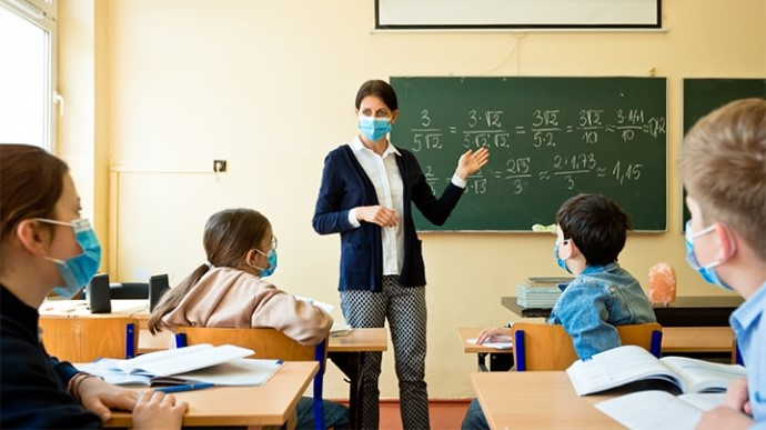 Як працюватимуть заклади освіти з 25 січня – роз'яснення МОН