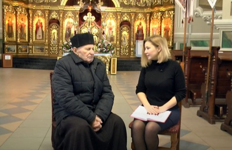 Програма «СвоїРідні» з отцем Дмитром Дмитрашем