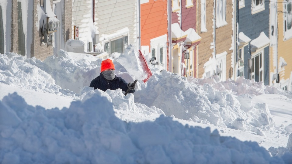 Найближчими днями на Львівщині снігопади будуть ще інтенсивніші, а потім – до 20°С морозу