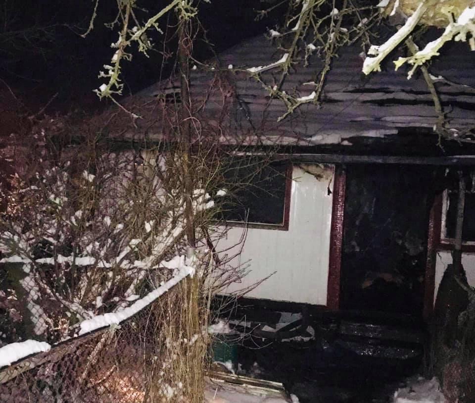 Під час пожежі в Сільці загинув чоловік