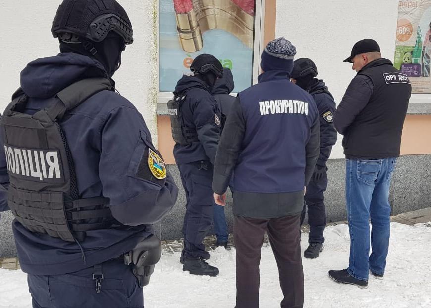 У Червонограді затримали чергового наркоторговця
