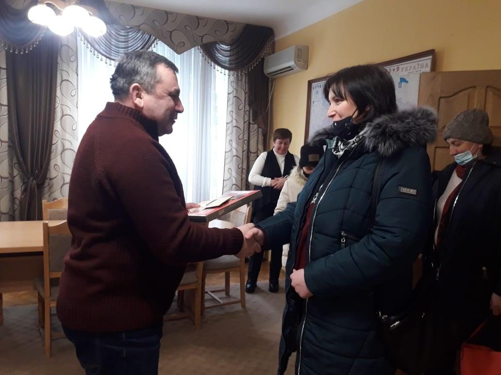 Чотирьом мешканкам Сокальщини присвоєно почесне звання «Мати-героїня»