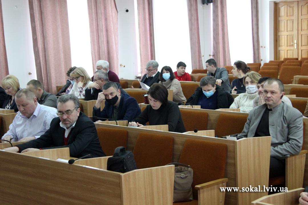 У депутатському складі Сокальської міської ради відбулись зміни