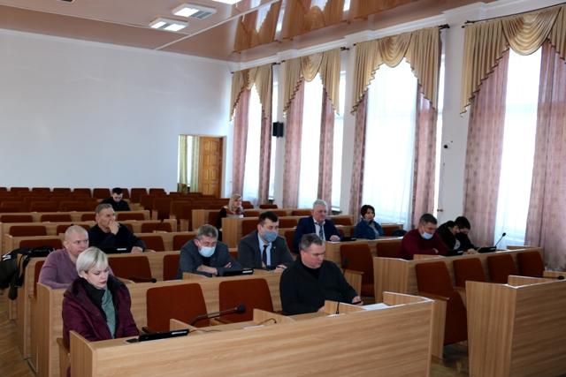 Триває підготовка до чергової 4 сесії Червоноградської районної ради 8 скликання