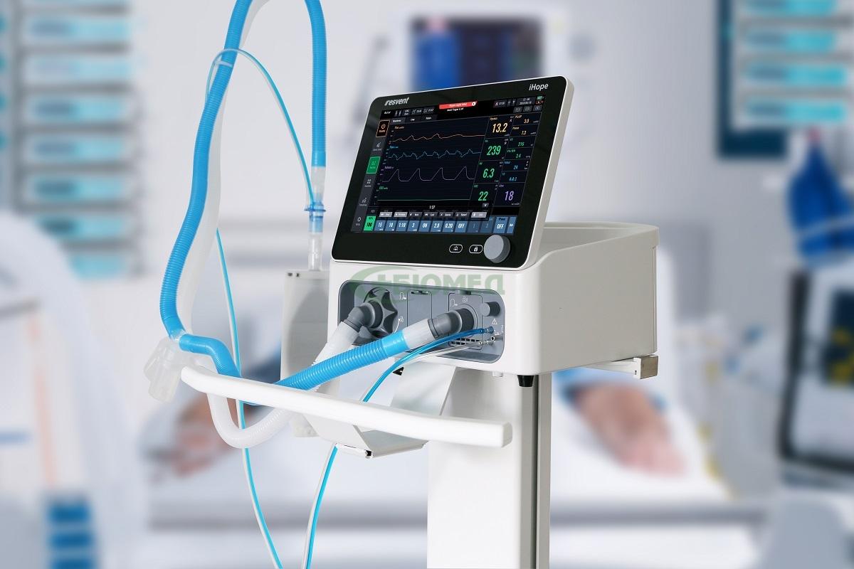Сокальська лікарня отримала ще один апарат ШВЛ