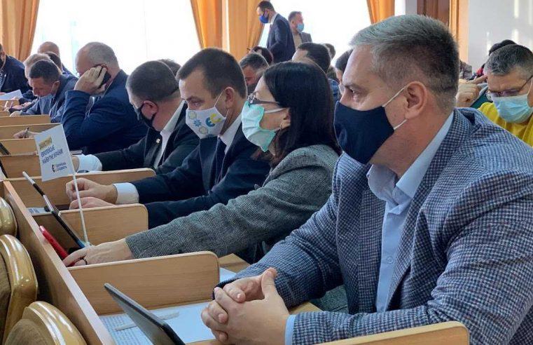Друге засідання шостої сесії Червоноградської міської ради відбудеться 11 березня