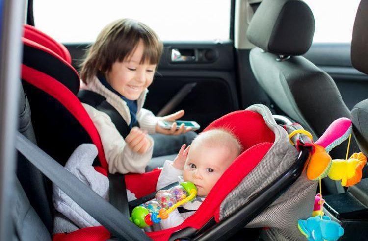 Набрали чинності зміни до ПДР, що стосуються перевезення дітей