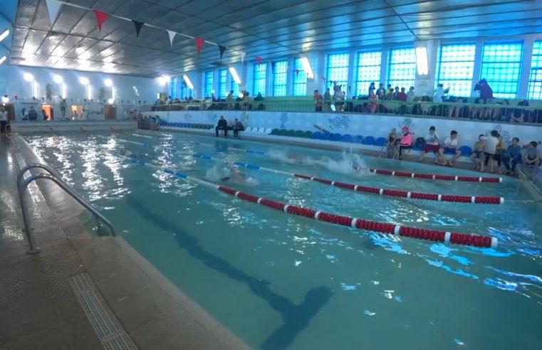 У Червонограді відбувся Чемпіонат області з плавання