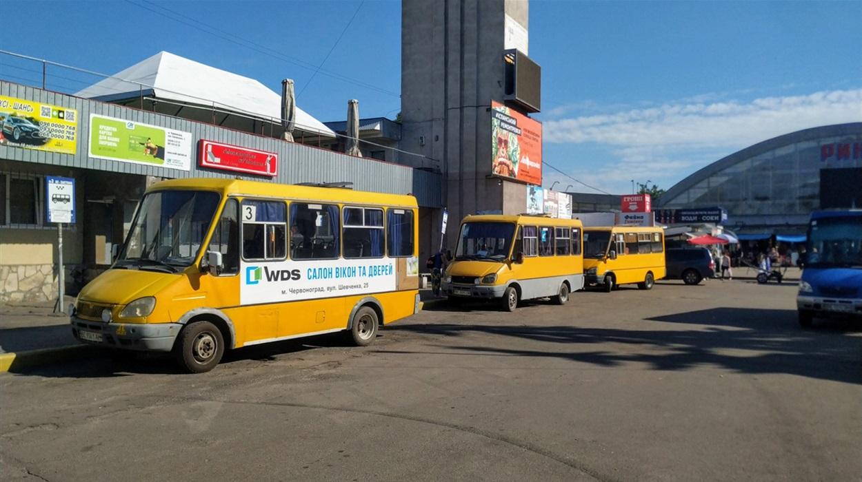 Коли в Червонограді на дачі поїдуть маршрутки?