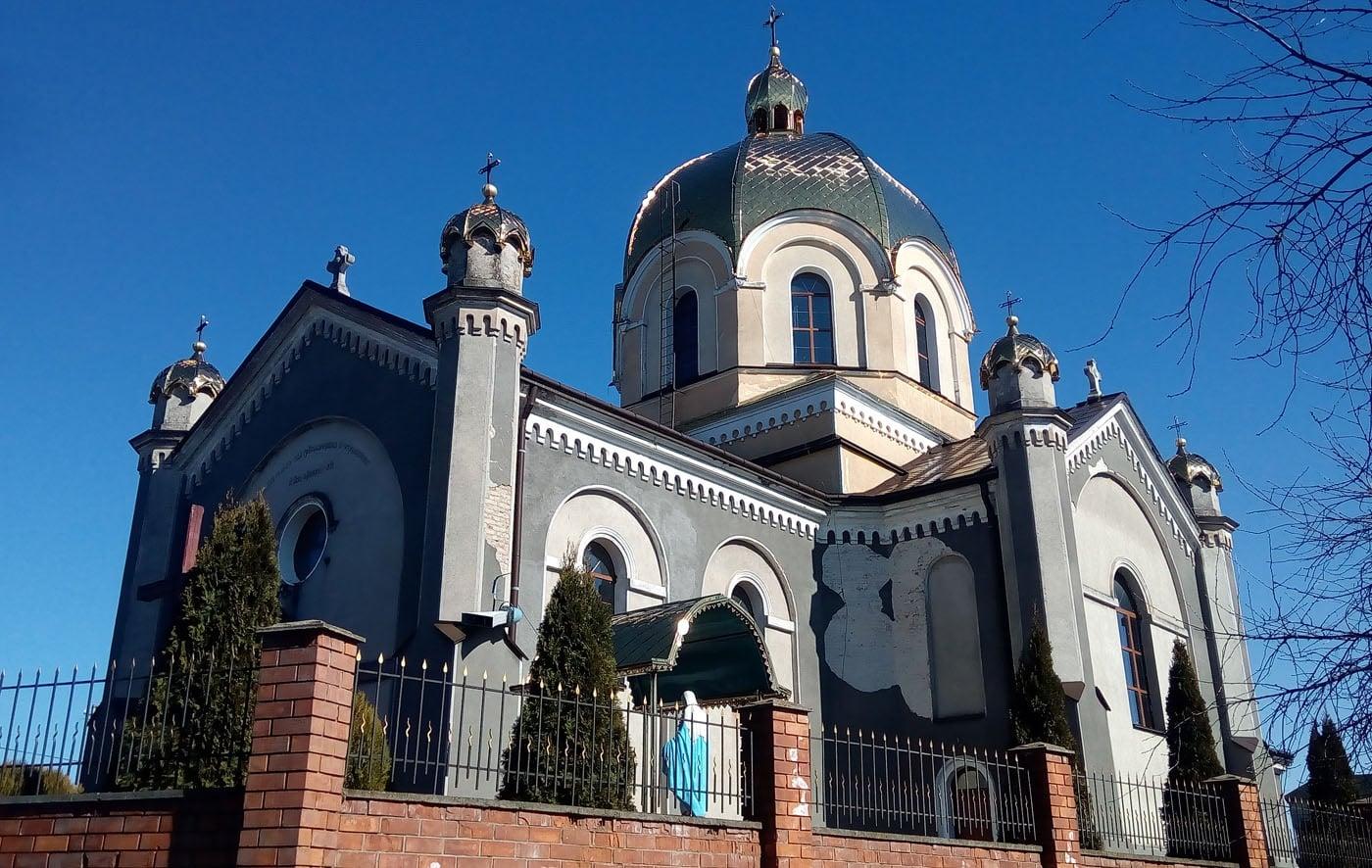 Церкви в Борятині та Межиріччі увійдуть до державного реєстру пам'яток
