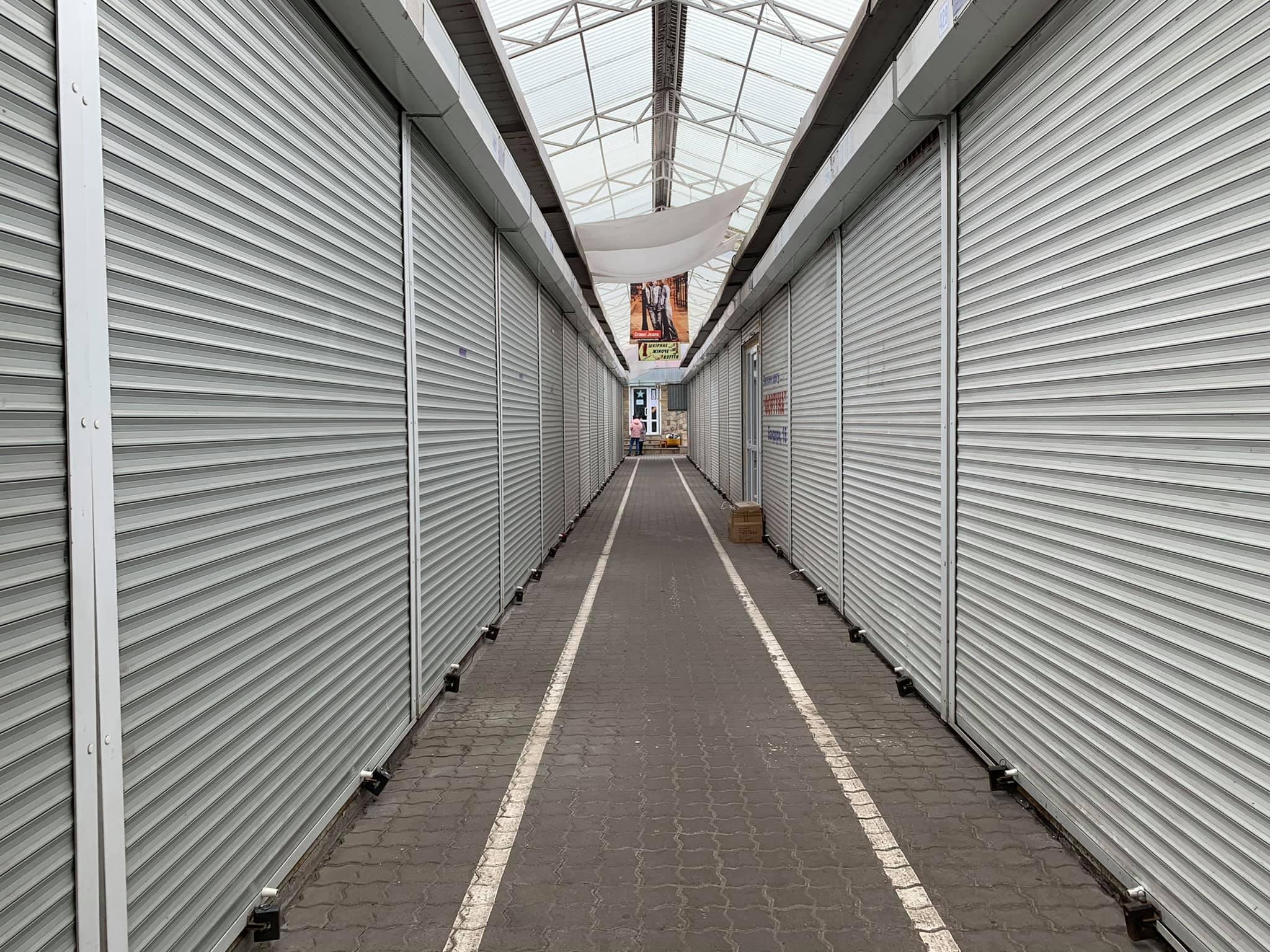 Карантин в Червонограді посилено: як працює ринок?