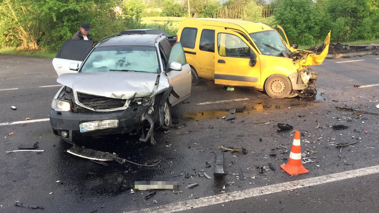 У аварії біля Жовкви загинув 56-річний житель Сокальщини