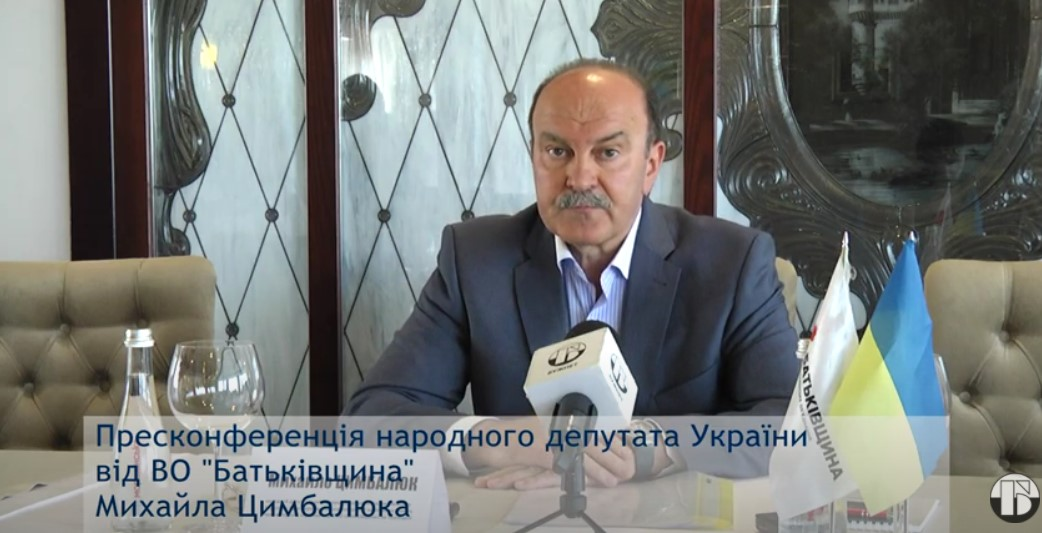 Михайло Цимбалюк зустрівся з журналістами новоствореного Червоноградського району