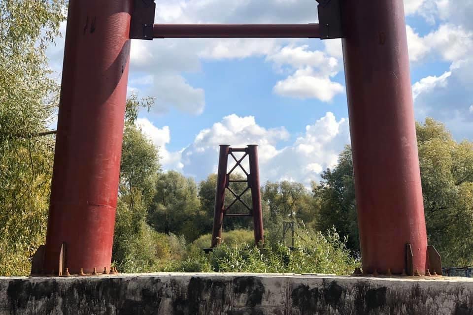 Роботи з будівництва мосту через річку Західний Буг в Червонограді планують відновити у кінці червня, а завершити у вересні