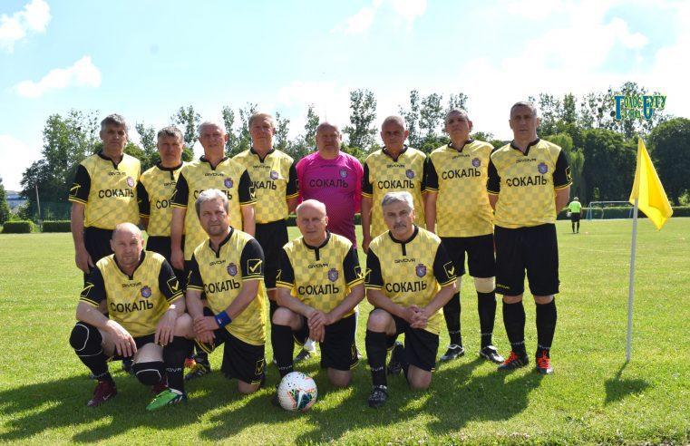 У Сокалі  на стадіоні «Сокіл» відбувся третій етап міжобласного турніру серед ветеранів з міні-футболу
