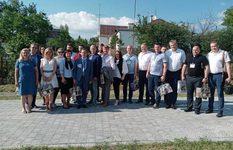 Сокальську громаду в рамках робочого візиту  відвідала делегація мерів  з Донеччини і Луганщини