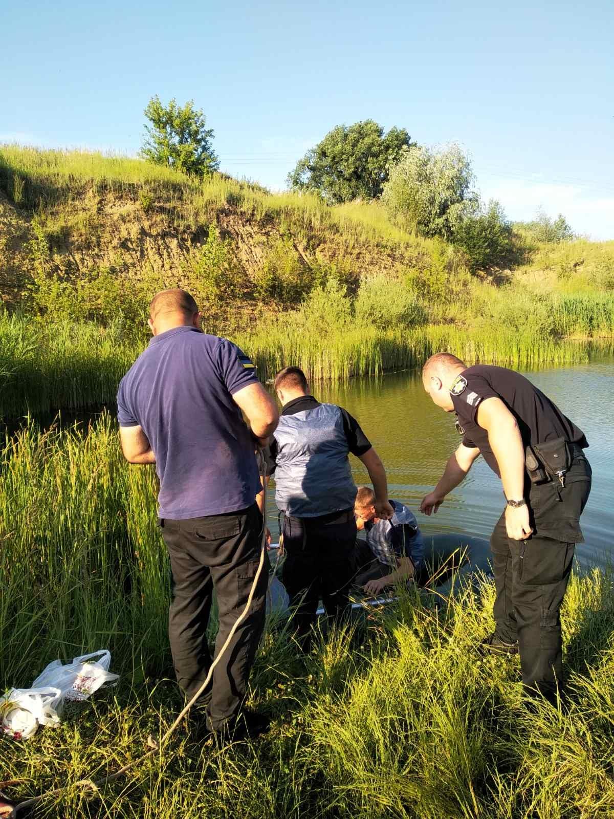 У с. Бояничі Червоноградського району  під час купання в річці потонув 11-річний хлопець