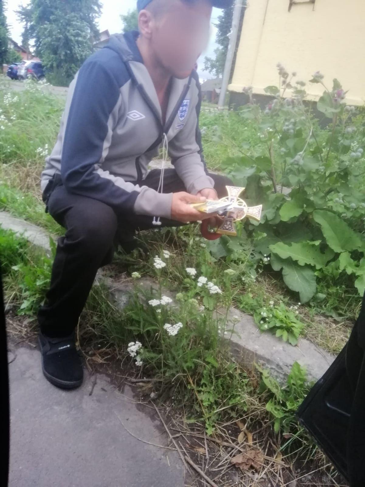 У Червонограді 34-річний місцевий мешканець  обікрав церкву