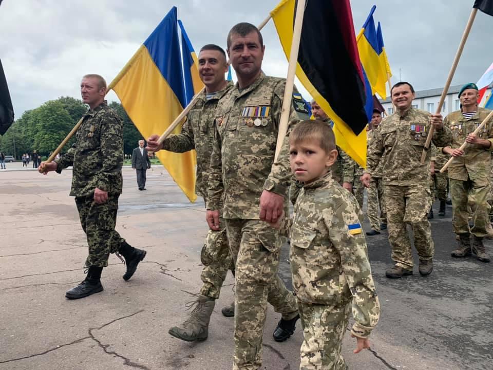 День Незалежності України та День шахтаря Червоноград відсвяткував гучним концертом (повна версія)