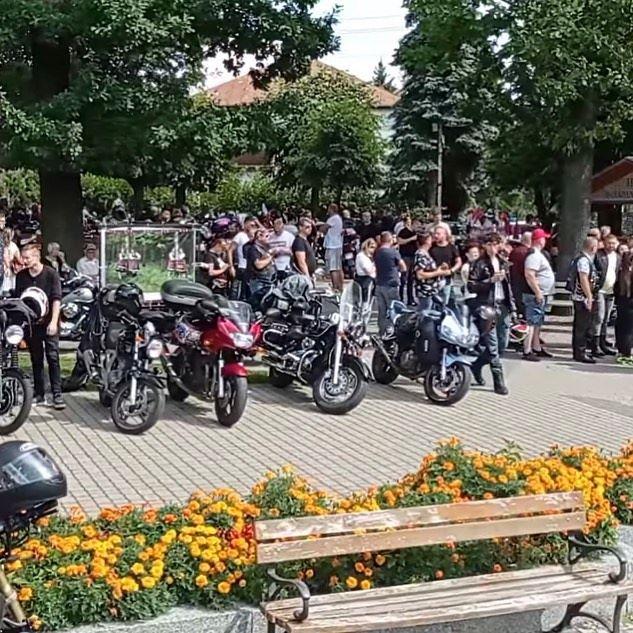 Вулицями Червонограда проїде міжнародний мотоциклетний рейд