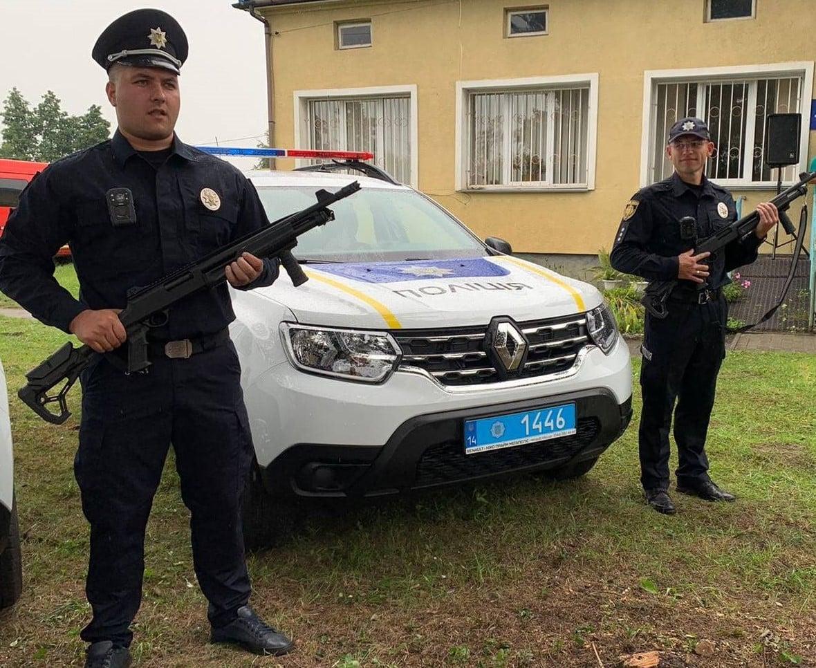 Напередодні Дня Незалежності в Сільці запрацювала поліцейська станція