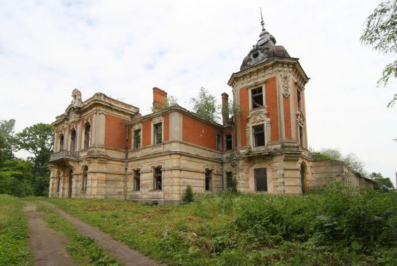 Тартаківський палац отримав програму відновлення