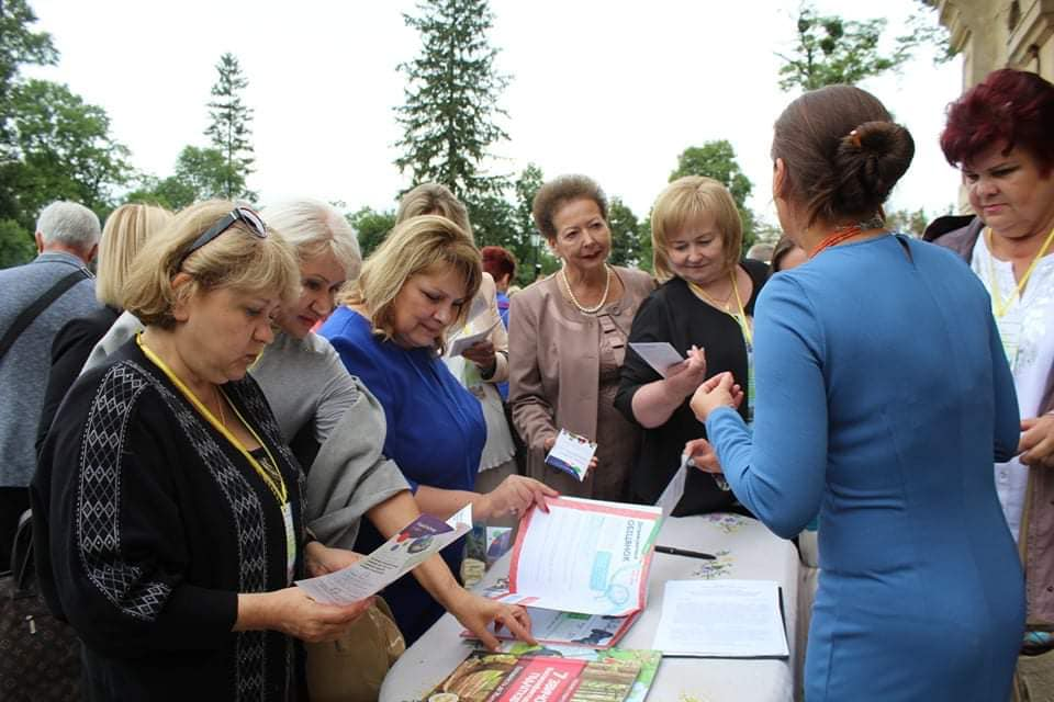 Сокальська ОТГ стала другою громадою в Україні, що приєдналася до освітнього навчання «Лідер у Мені»