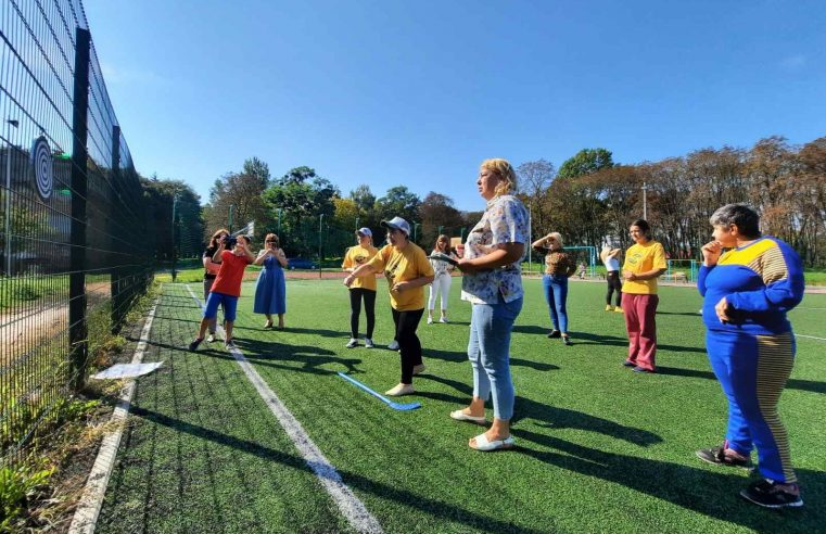 12 вересня у Сокалі відбулись спортивні змагання серед людей з інвалідністю