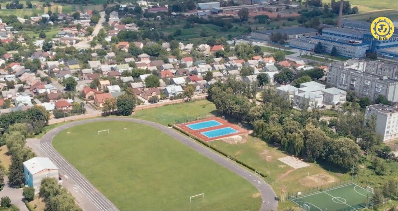"""У Сокалі розпочато капітальний ремонт стадіону """"Сокіл"""". Загальна вартість  робіт – 31 мільйон гривень"""