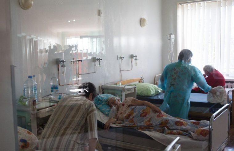 COVID-19: 1130 випадків за добу – на Львівщині, 103 – в Червоноградському районі. Сокальська лікарня переповнена хворими на коронавірусну інфекцію