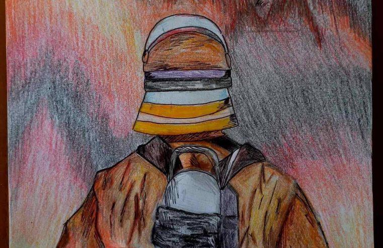 У Червоноградському  районі рятувальники нагородили переможців конкурсу дитячого малюнку «Рятувальник – професія героїчна»