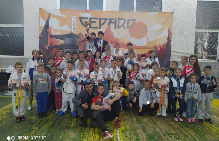 Відбувся перший Відкритий кубок Добротвірської ТГ з Шотокан карате до SKIF присвячений 25-ій річниці заснування карате у смт. Добротвір